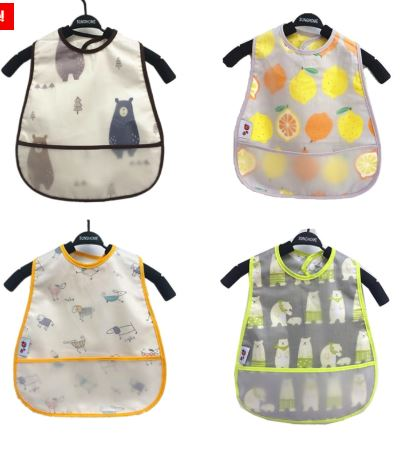 Unique Baby Bibs You Should Check Out